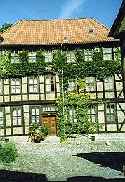 Hotel Habichtstein in Alexisbad